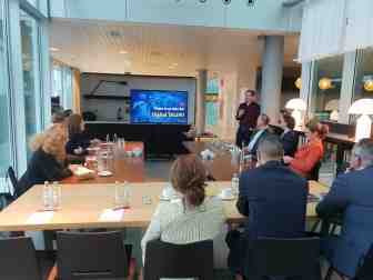 Breakfast meeting with Top HR Professionals dedicated to Digital Transformation