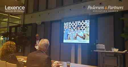 Amsterdam 'Cultural diversity' Business Breakfast organised by Pedersen & Partners and Law Firm Lexence