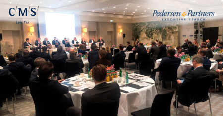 Insights from the 2019 German Private Equity Breakfast, hosted by Pedersen & Partners and CMS Germany