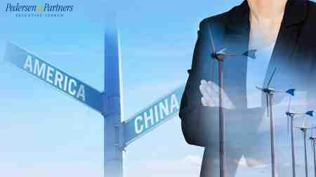 Why China's dominance in renewables could hurt the US job market - Pedersen and Partners Executive Search