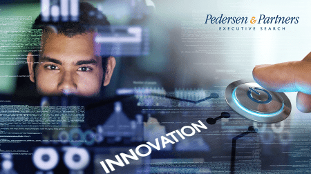 Digital transformation, innovation, and culture - Pedersen and Partners Executive Search