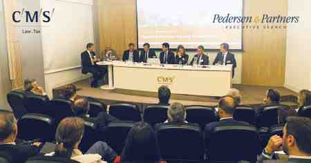 Insights from the 2019 Spanish Private Equity Breakfast hosted by Pedersen & Partners and CMS