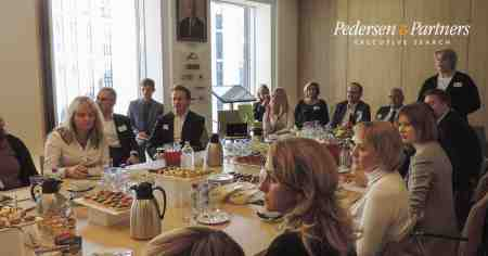 Insights from the 2019 'Search for Talents' Moscow Business Breakfast hosted by Pedersen & Partners