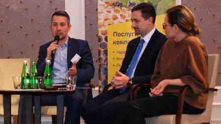 Client Partner Vladimir Kolomoets attends the 1st forum of the Ukrainian State-Owned Enterprise Managers  - Pedersen and Partners Executive Search