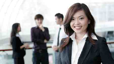 Female executives in Asia-Pacific: Women hold up half the sky - Pedersen and Partners Executive Search