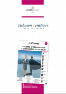 "Pedersen & Partners France nominated in 8 Executive Search industry categories by ""Décideurs Magazine"""