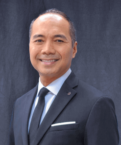 Reza Ghazali - Pedersen and Partners Executive Search