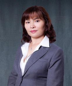 Zaure Tynbayeva - Pedersen and Partners Executive Search